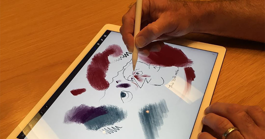 Pixar Artists Test Drive The Apple Pencil -- What Do They ...