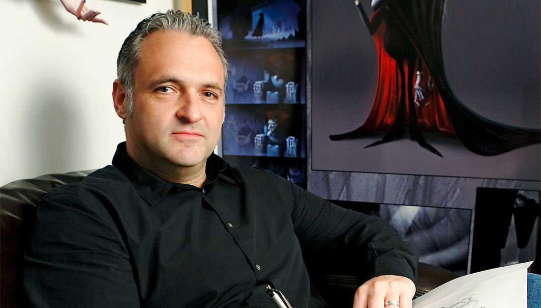 A Conversation With Genndy Tartakovsky About 'Hotel Transylvania 2,' 'Popeye,' 'Can You Imagine?' and 'Samurai Jack'