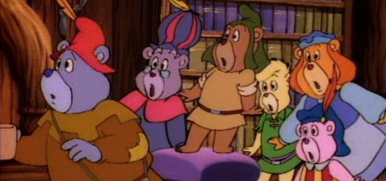 The gummi bear porn