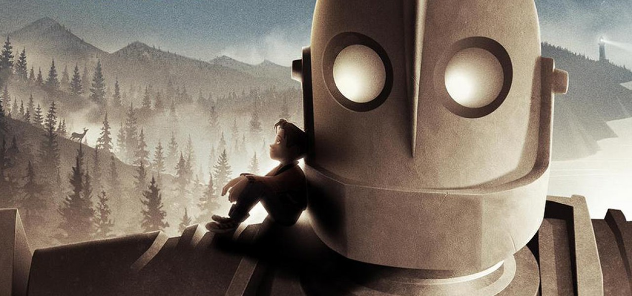Brad bird confirms 39 the iron giant signature edition 39 blu ray for El mural trailer