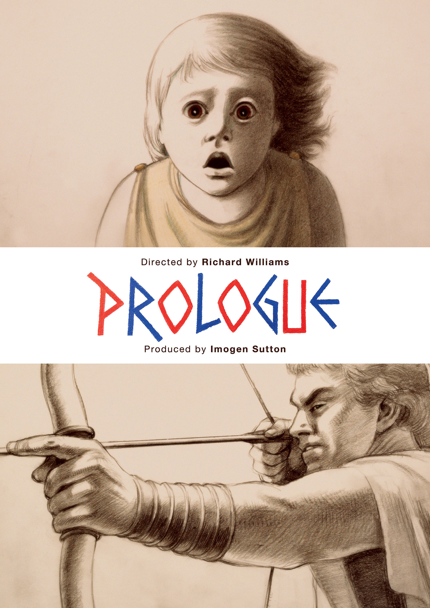Richard Williams Reveals Trailer for New Film \'Prologue\'