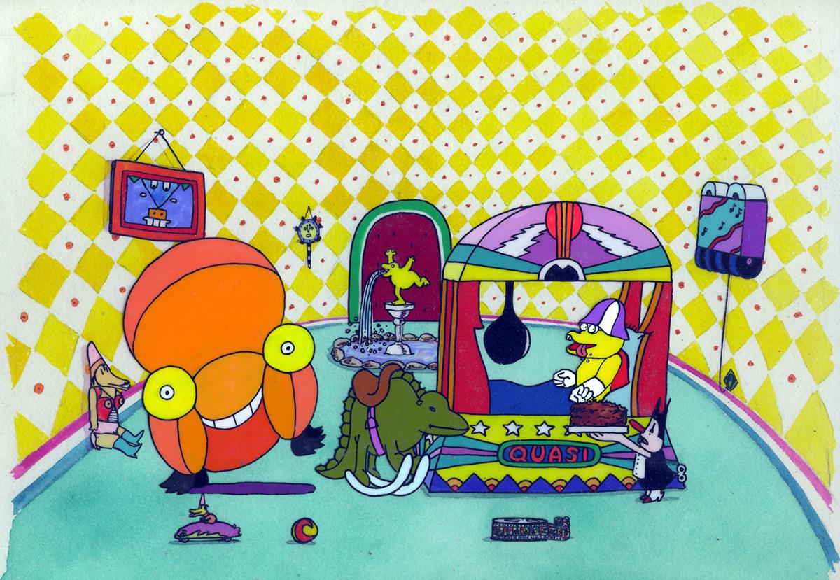 Artist of the Day: Sally Cruikshank