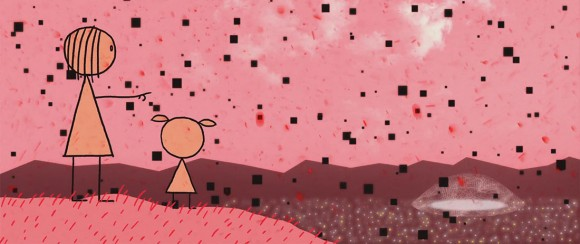 """World of Tomorrow, Episode 2"" by Don Hertzfeldt."