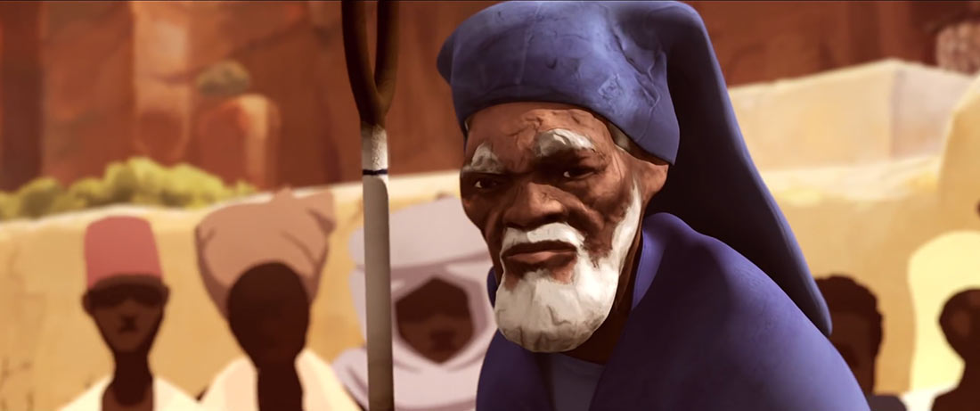 Review: Simon Rouby's 'Adama' Pushes CG Animation In A Stunning New Direction