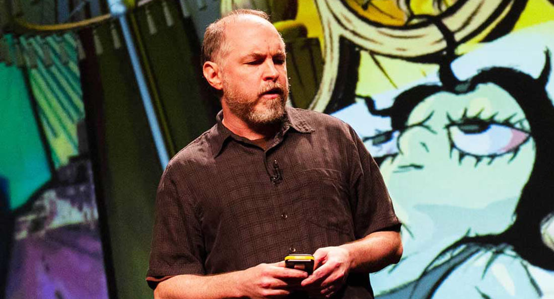 'Waking Life' Animation Director Bob Sabiston: It's OK To Not Work in the Animation Industry
