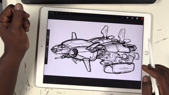 drawing tablets head to head ipad pro pencil vs surface pro vs