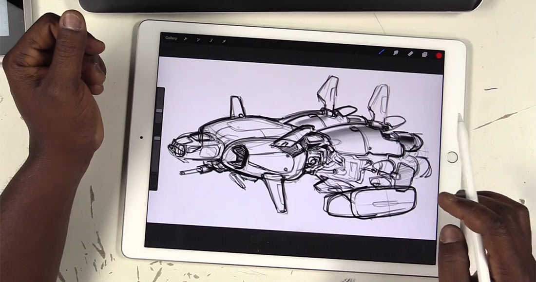 Drawing Tablets Head To Head IPad Pro Pencil Vs Surface