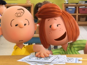 Peanuts movie release date in Sydney