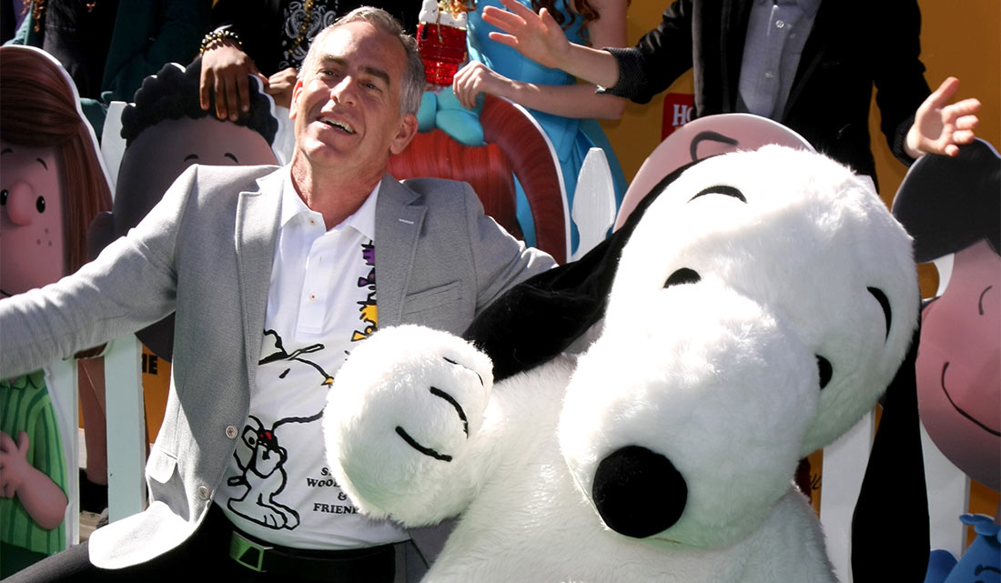 A Visit To Blue Sky Studios For The Peanuts Movie: Rebooting Charlie Brown With 'The Peanuts Movie' Director