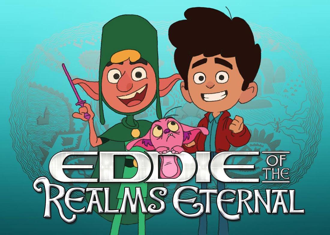 Can Cartoon Saloon's Amazon Pilot 'Eddie of the Realms