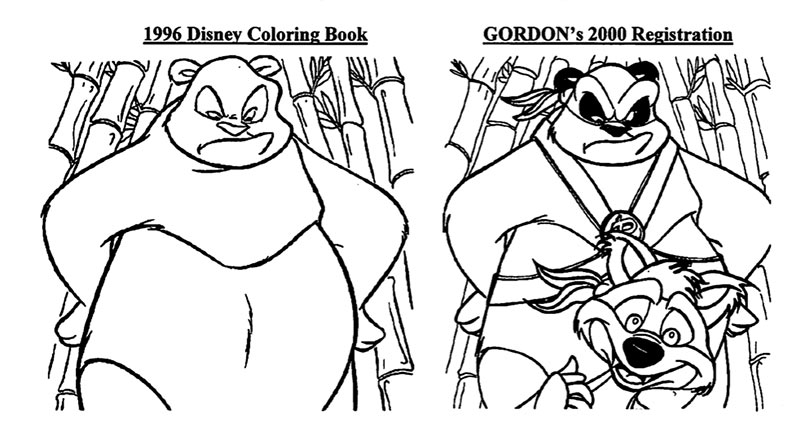 "Jayme Gordon's lawsuit against DreamWorks unraveled when it was discovered that he had copied his artwork from a ""Lion King"" coloring book."