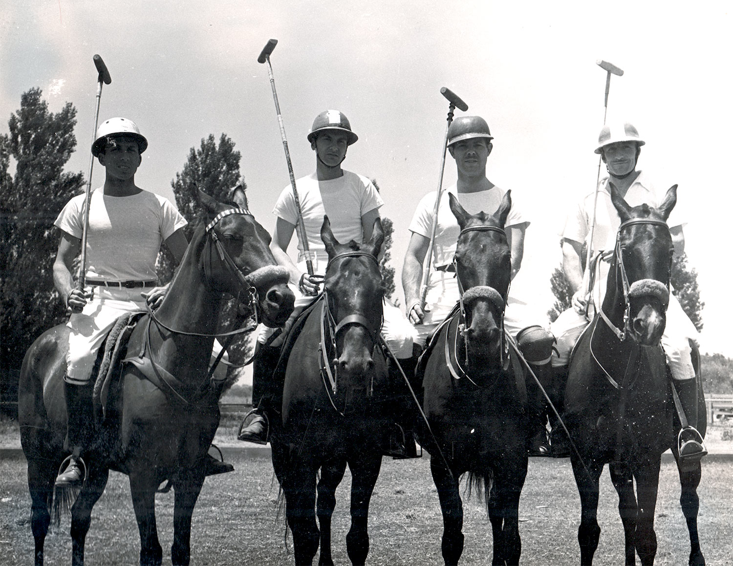 The Donald Ducks Polo Team. (Photo: Rick and Janet Shaw and Melissa Couch.)