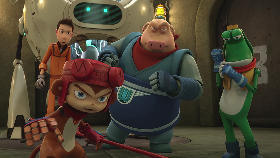 Google Enters Feature Animation Distribution With 'Bling' Deal