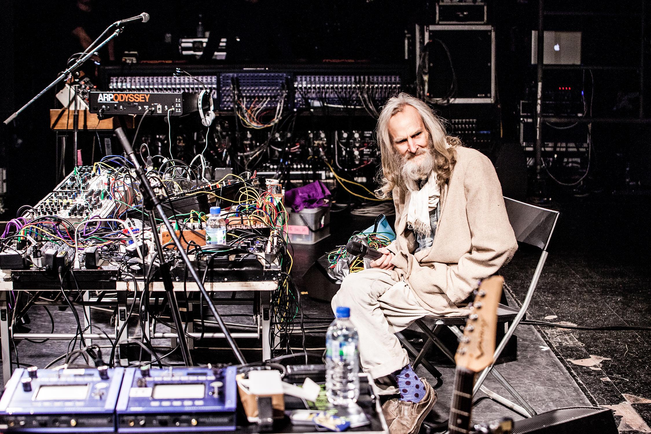Bruce Bickford. Photo by Takuya Shima.