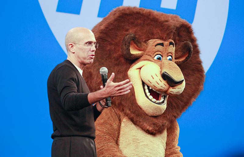 Jeffrey Katzenberg, 2012. (Photo: drserg/Shutterstock.com)