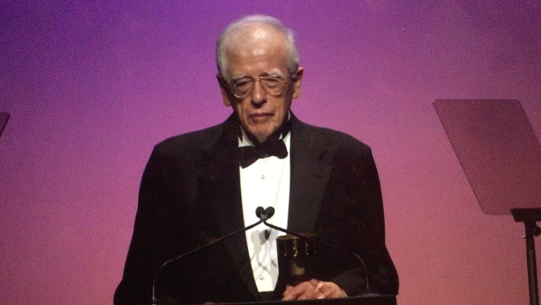 85-Year-Old Phil Roman Delivered The Sickest Burn At the Annie Awards