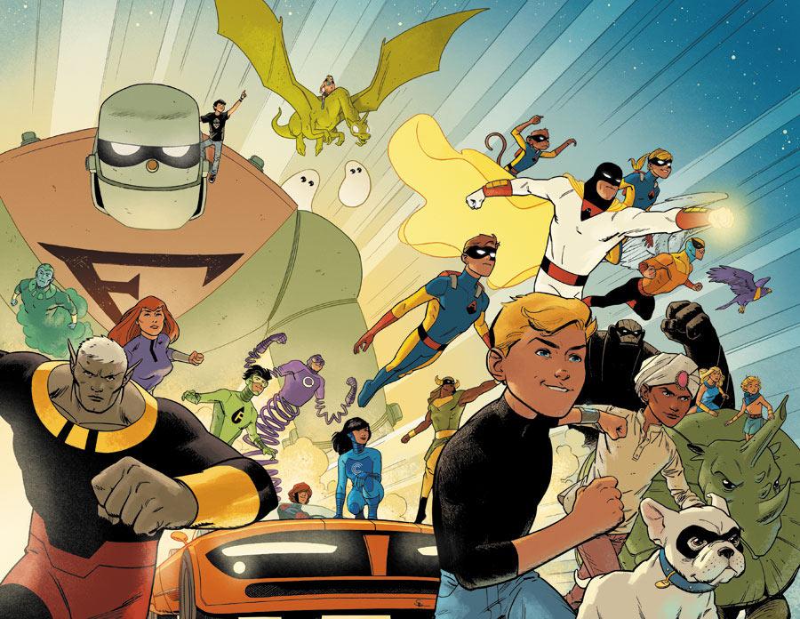 Hanna-Barbera Beyond