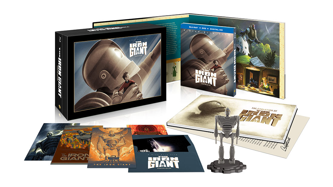 Warner Bros. Announces 'The Iron Giant' Ultimate Collector's Edition