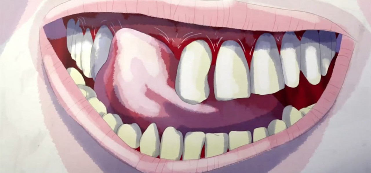 Teeth' by Tom Brown and Daniel Gray