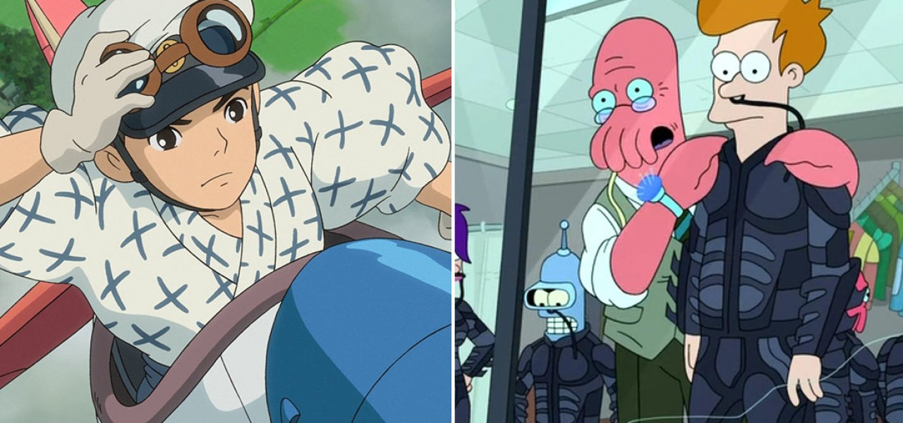 Toonz Software Used By Studio Ghibli And Futurama Being Made
