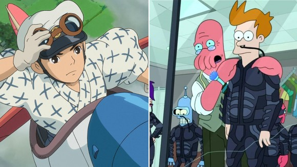 Toonz Software Used by Studio Ghibli and 'Futurama' Being