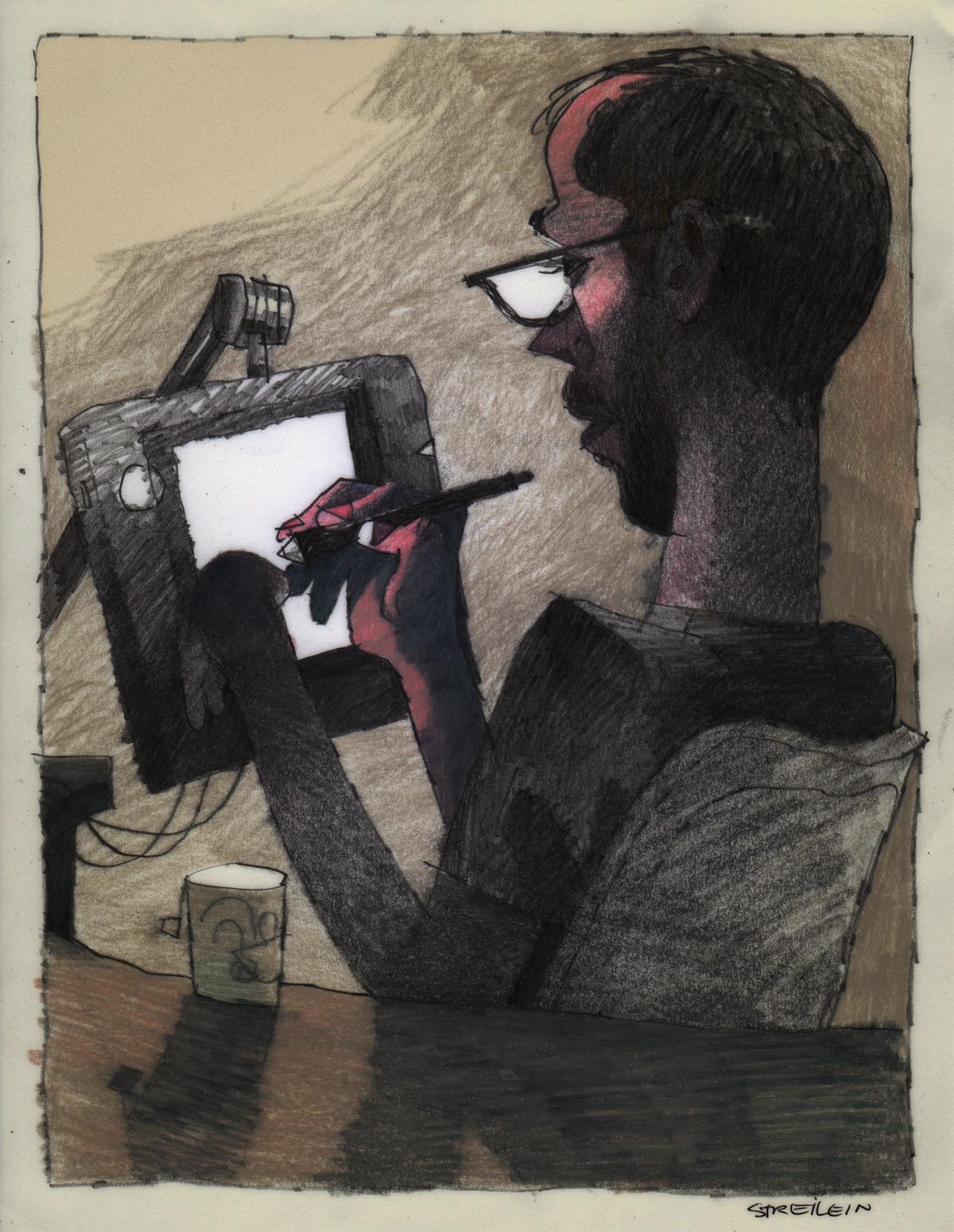 Artist of the Day: Jacob Streilein