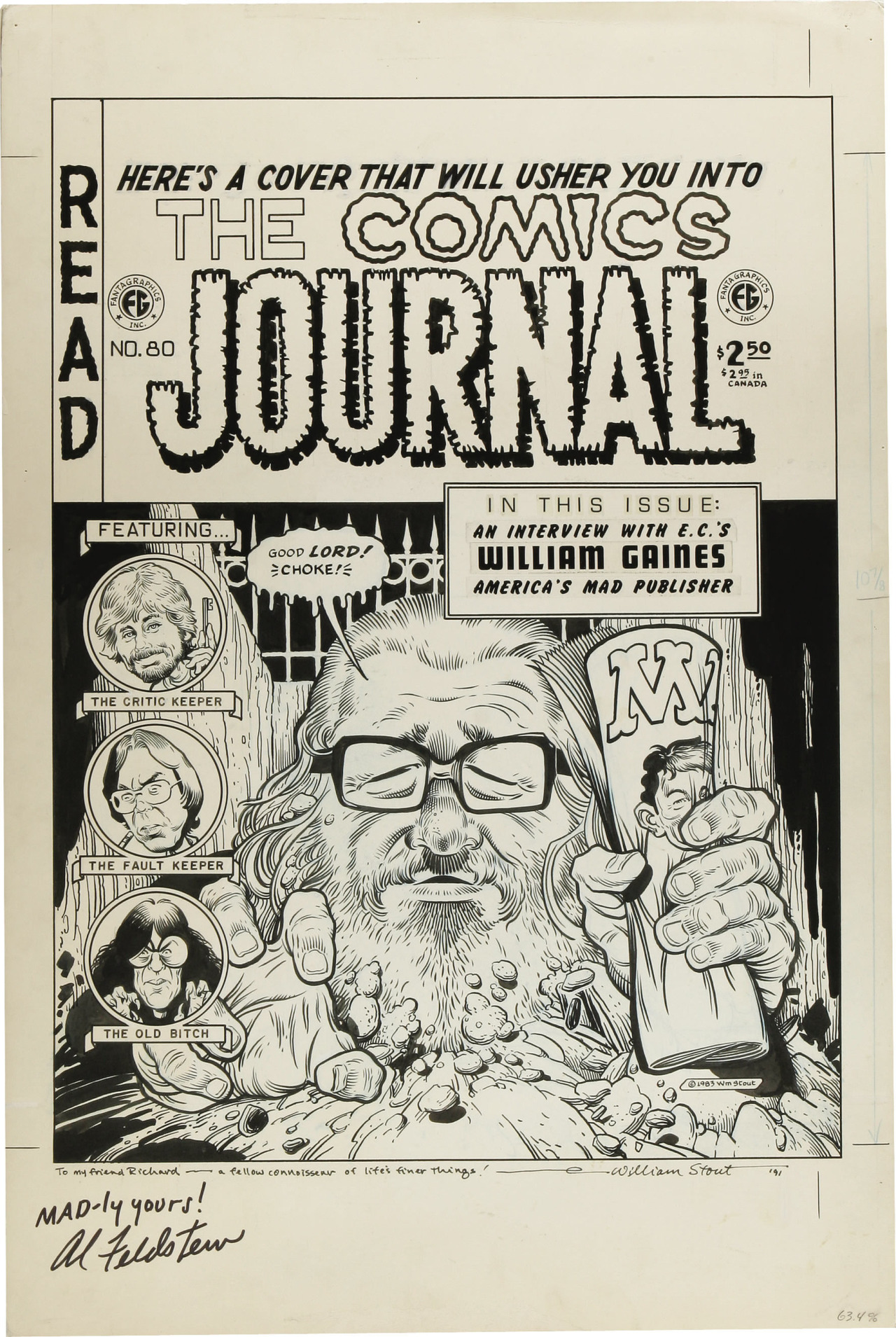 Artist of the Day: William Stout