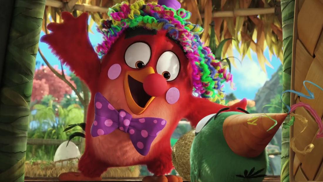 Rovio's Future Depends On Success of 'Angry Birds Movie'