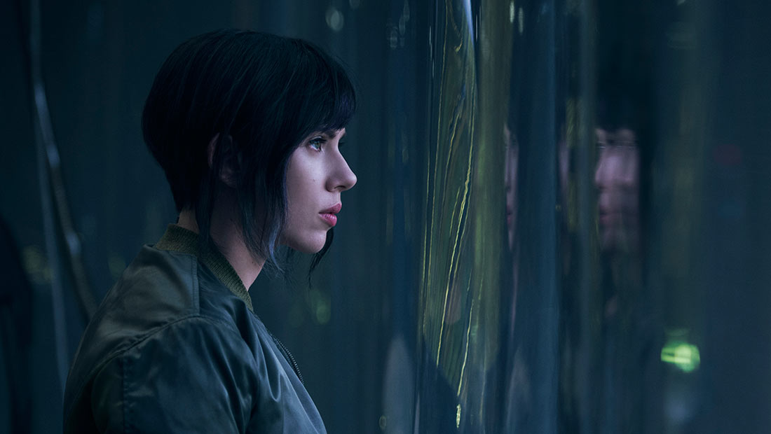 Ghost In The Shell Whitewashing