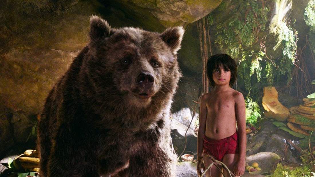 'Jungle Book' Filmmakers Can't Decide If They Made An Animated Film Or Not