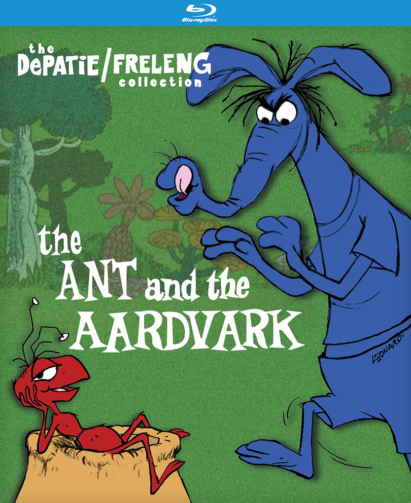 Ant And The Aardvark The Inspector And Crazylegs Crane