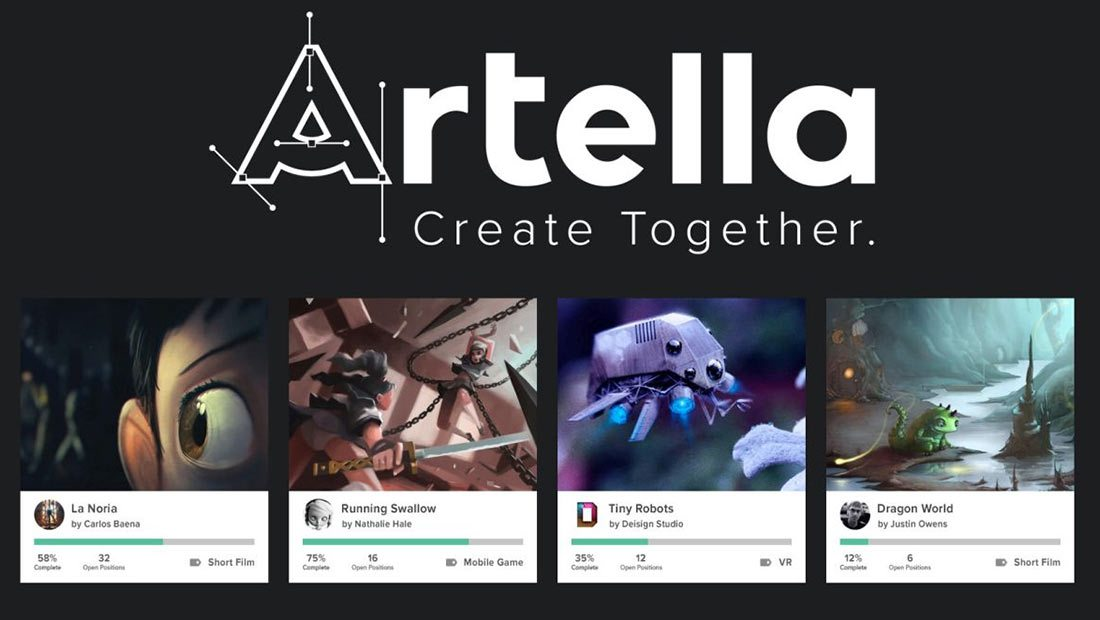 Cloud-Based Animation Platform Artella Launches Worldwide