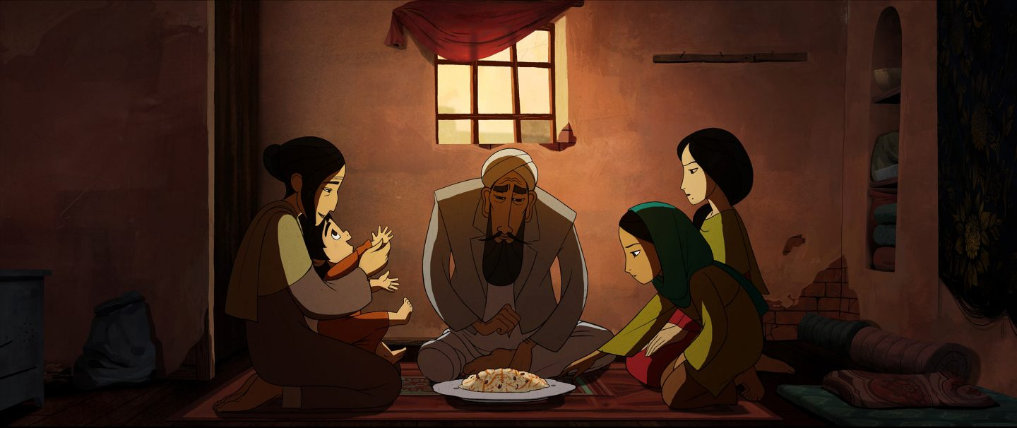 the breadwinner It's fascinating to consider that, recently, the most potent stories of middle east life and history have been explored through animation there was persepolis and waltz with bashir, and now the the breadwinner joins the list.