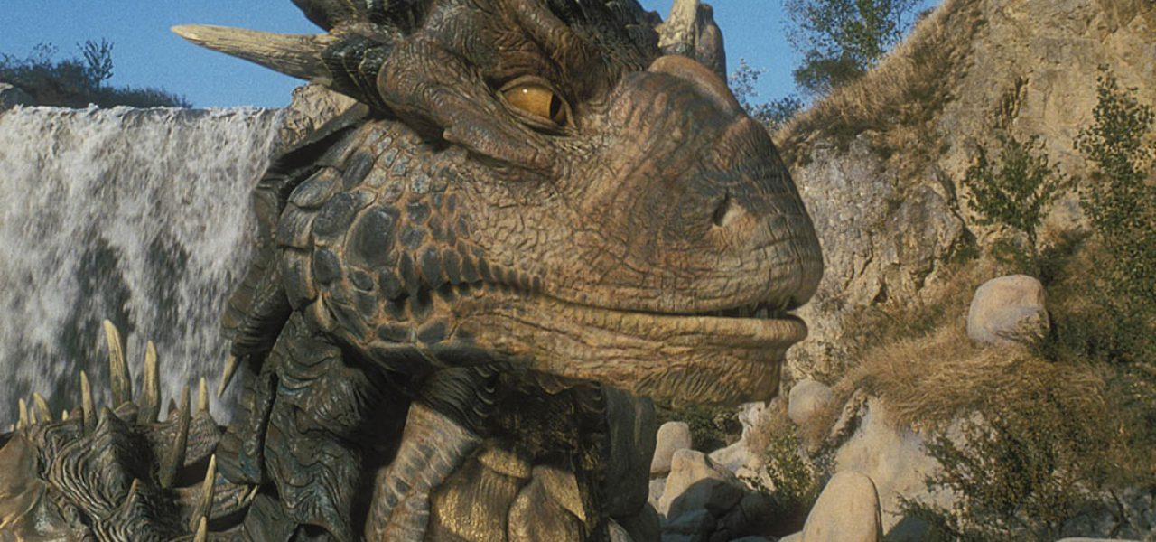An Oral History Of Ilm S Dragonheart On Its 20th Anniversary