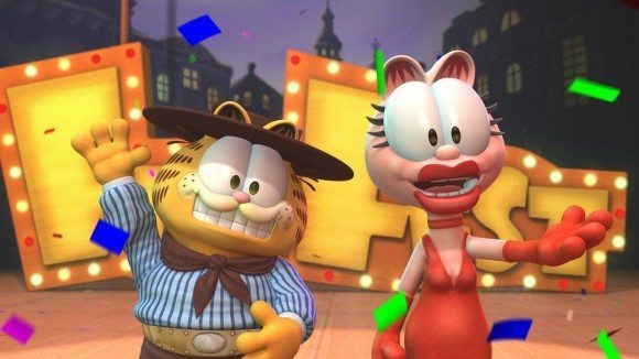 Alcon Plans A Series Of Fully Cg Garfield Features