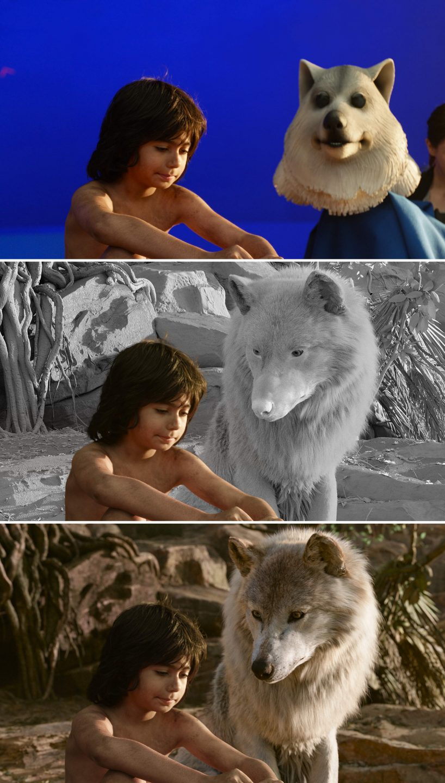 not your grandpa u0027s talking animals how animators kept u0027the jungle