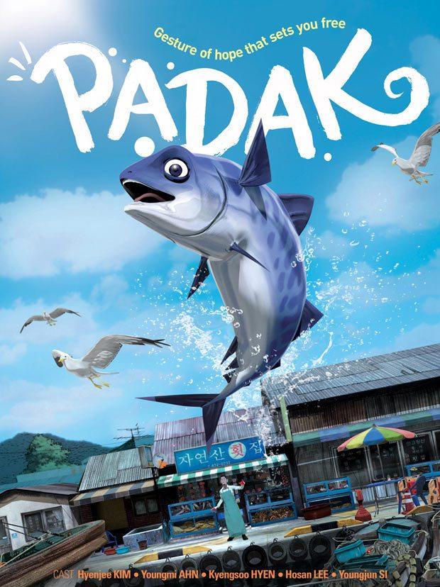 Padak Padak – Những con Cá chạy khỏi dao bếp padak poster