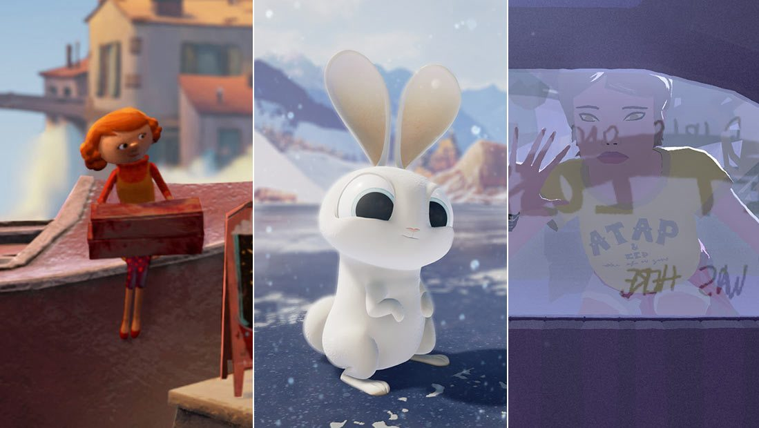 Observations from the VR Front: 'Pearl,' Invasion!' and 'Allumette'