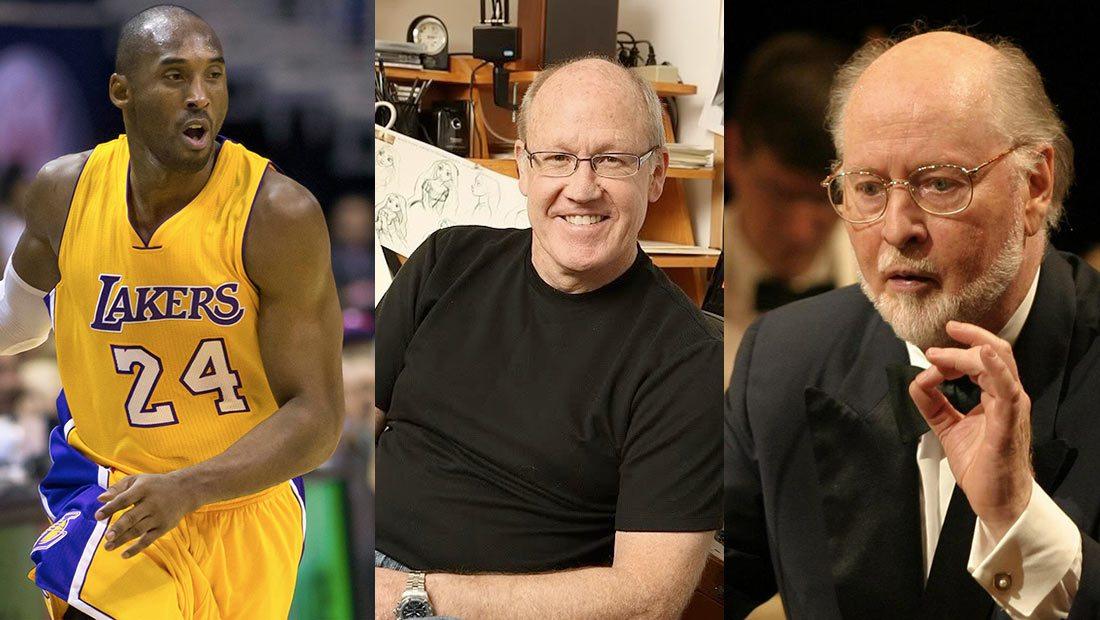 Glen Keane and John Williams Team Up With Kobe Bryant for 'Dear Basketball'