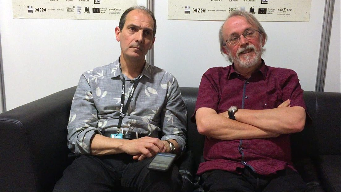 Peter Lord and David Sproxton Reflect On The 40th Anniversary of Aardman