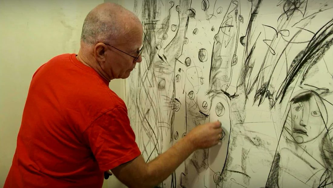 Why Was Estonian Animation Legend Priit Pärn Booted From His Country's Only Animation School?