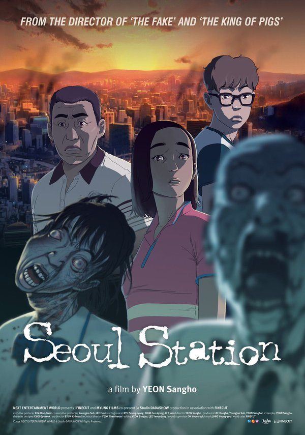 Korean Zombie Thriller 'Seoul Station' Pushes Animated Features in New Directions