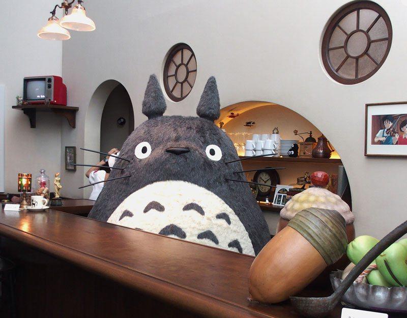 Ghibli Expo. (Photo: ITMedia.)