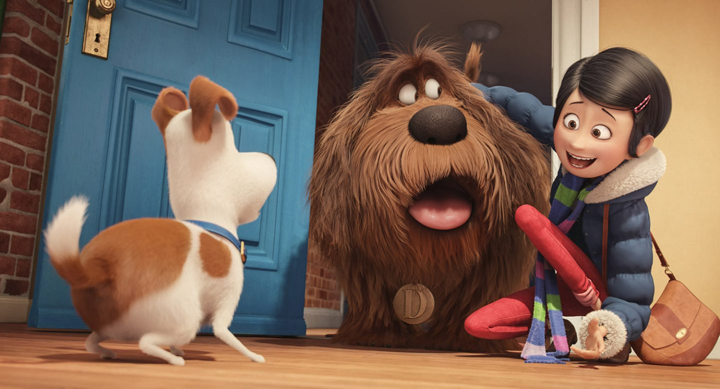 The Secret Life of Pets.