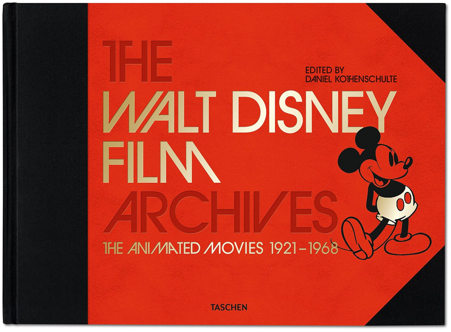 Taschen Is Creating The Ultimate Classic Disney Animation Art Book (Pre-Order)