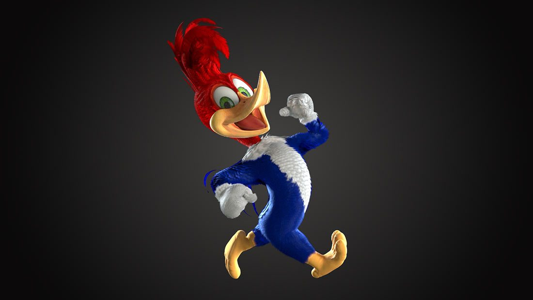 Universal is Making A Live-Action/CG Woody Woodpecker Feature—For Brazilians