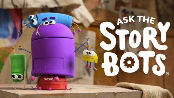 Netflix Announces 'Ask the Storybots,' An Original Series
