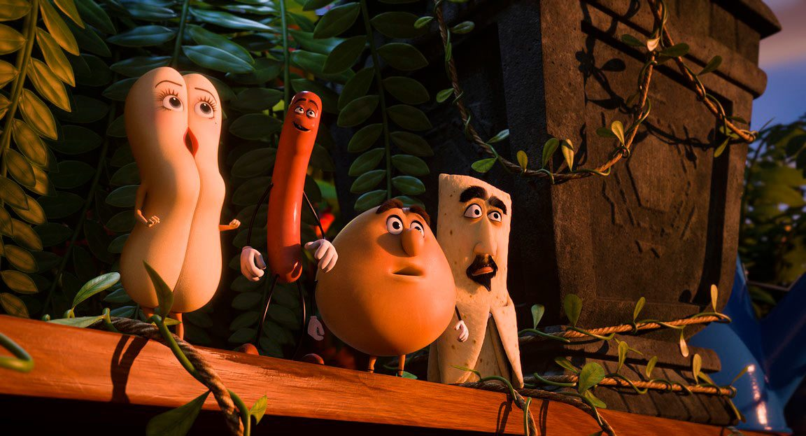'Sausage Party' Directors Conrad Vernon & Greg Tiernan On Making 2016's Most Outlandish Animated Film