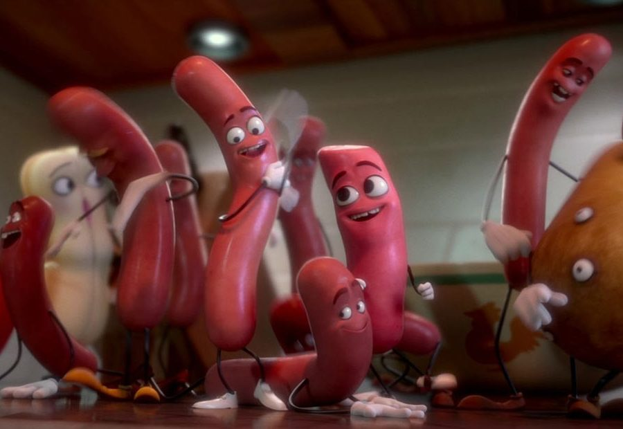 Sony gets a much-needed rise from Sausage Party