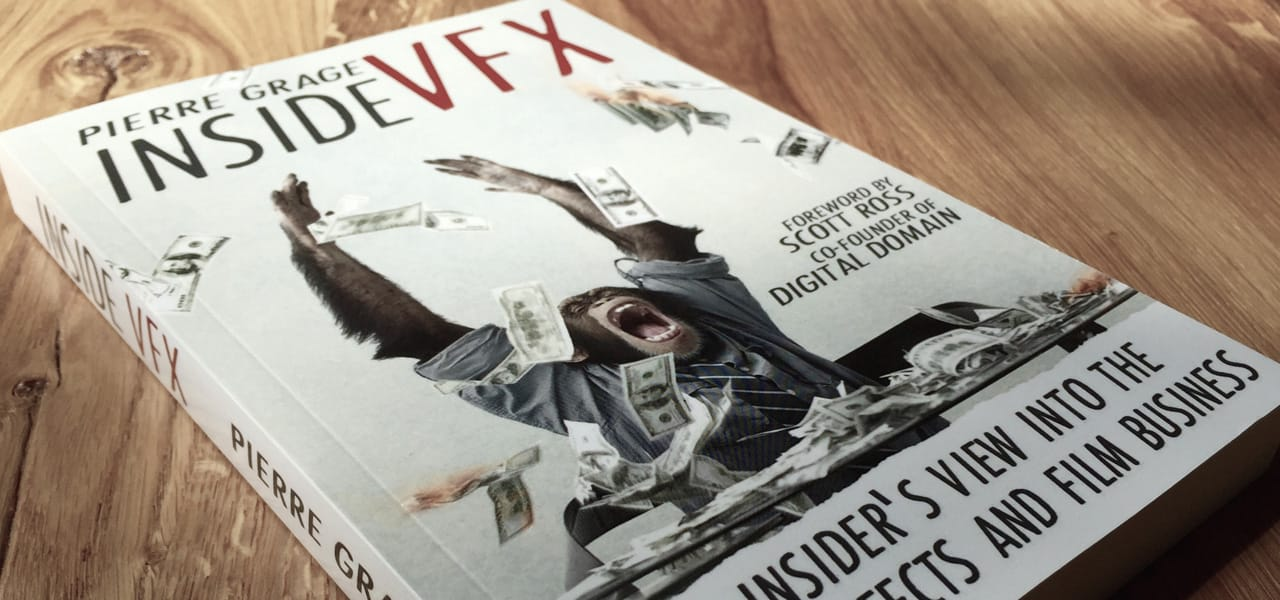 Book Review: Review: 'Inside VFX' Goes Far Beyond The Usual VFX Industry Debate